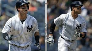 tyler austin aaron judge first pair to hit back to back hrs in