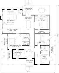 Floor Plan Online by How To Draw Building Plans Floor Plan For A Small House Sf With