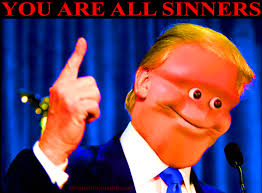 Loaf Meme - you are all sinners the almighty loaf know your meme