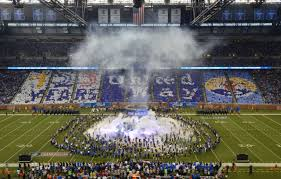 thanksgiving lions halftime show 2016 the best in 2017