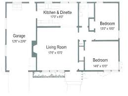 cottage floor plans free small house floor plans cottage house plans