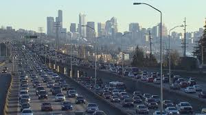 Wsdot Seattle Traffic Map by Sunday Traffic Pride Parade To Bring Street Closures Delays