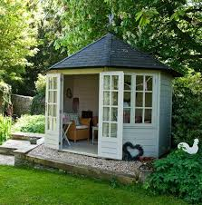 garden shed pictures and ideas of the garden a summerhouse