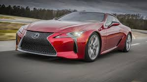 convertible lexus 2016 lexus lc to get convertible hybrid and high performance variants