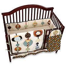 Nojo Crib Bedding Set Nojo Jungle Tales 6 Crib Bedding Set Buybuy Baby