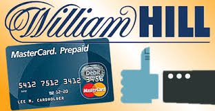 prepaid mastercard william hill rolling out prepaid mastercard system online