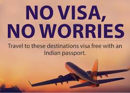Where Can You Travel Without A Passport images Travel without visa for indian nationals creative holidays india jpg