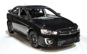 mitsubishi rvr engine 2017 mitsubishi lancer and rvr offered in black edition the car