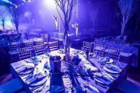 winter wonderland themed event unlimited events decor