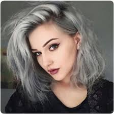 2015 hair cuts and colours best 25 grey hair young ideas on pinterest permanent silver