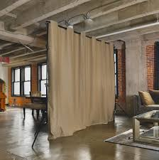 how to divide a room without a wall freestanding room divider kits loft spaces repurposing and lofts