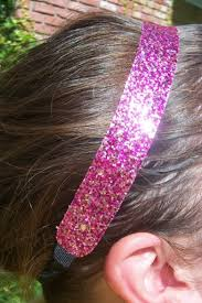 glitter headbands glitter headband sequin headband softball glitter headband