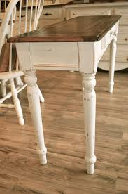Small Entry Table by Farmhouse Sofa Table Entry Table Or Small Desk The Workshop