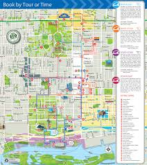 Seattle Tourist Map Pdf by Buffalo Map Tourist Attractions Travel Map Vacations