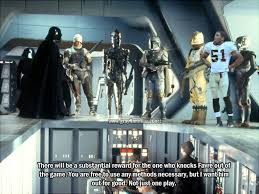 Funny Saints Memes - new orleans saints bounty hunters we don t need their scum