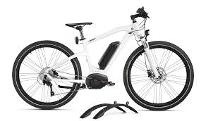 bmw folding bicycle ebike news chainless ebike bmw at expos ebike share systems