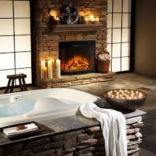 electric fireplace insert reviews binhminh decoration
