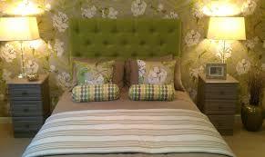 Schlafzimmer Wandgestaltung Beispiele Ideen Tapeten Schlafzimmer Kogbox Com