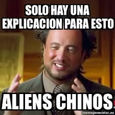 Aliens Meme Generator - memegenerator ancient aliens crear meme ancient aliens hacer