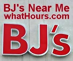 bj s wholesale club near me opening hours and phone number