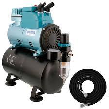 master 1 6hp tank air compressor 6ft air hose