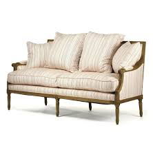 furniture oak french country sofa in grey plus 2 seat for home