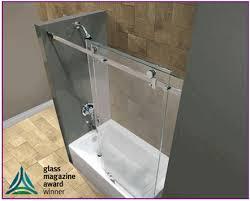 c r laurence news serenity frameless shower system selected for