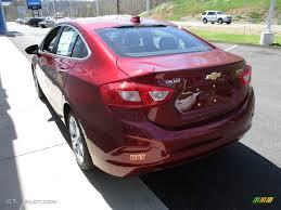 2016 siren red tintcoat chevrolet cruze premier sedan 112415846