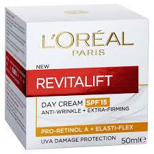 Prueba L Oreal Paris Revitalift Cicacrem Probar - buy l oreal paris revitalift day spf 15 50ml online at chemist