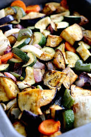 Roasted Vegetable Recipes by Rainbow Roasted Vegetables U2013 Savormania