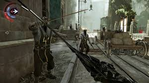 Dishonored Map Dishonored Death Of The Outsider Pc Review Pcgamesn
