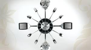 horloge cuisine originale horloge murale cuisine pendule murale cuisine pendules de
