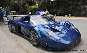 maserati mc12 blue car revs daily com 2006 maserati mc12 corsa 25