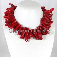large red beads necklace images Buy natural red large size rare coral necklace jpg