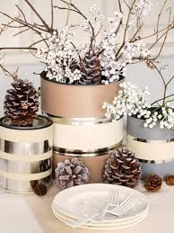 pine cone table decorations festive christmas table decoration ideas and tutorials 2017