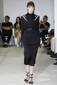 olivier theyskens spring 2017 ready to wear collection vogue