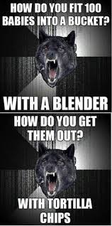 Angry Wolf Meme - just gonna leave this here and pack my bags for hell tyxgb76aj