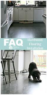hardwood flooring installation faq today s creative