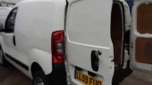 2009 citroen nemo van review youtube