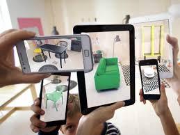 Living Room Furniture Catalogue Ikea U0027s Augmented Reality Catalogue Lets You Virtually Demo Its