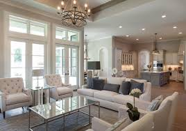 transitional living room memorial country french transitional living room houston by