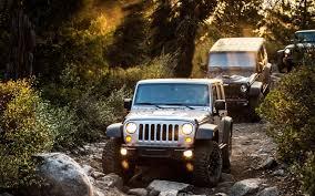 driving a jeep wrangler 2013 jeep wrangler rubicon 10th anniversary edition stomps into