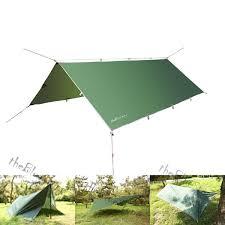 blue stone 10 u0027x12 u0027 hammock rain fly shelter tarp aiogear
