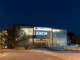 austin tx home theater zach theatre topfer theatre bendheim channel glass project