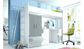 lit mezzanine combiné bureau lit combine armoire frais offerts fabrication europacenne lit