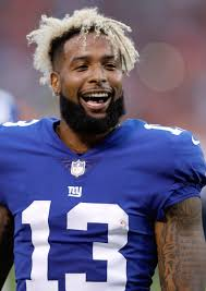 odell beckham jr haircut name hair style staggering odell beckham jr hair surprises his team
