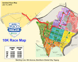 Race Map Bacolod Map 2016 Image Gallery Hcpr
