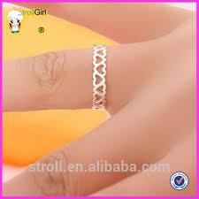 girl heart rings images Simple heart shaped designs silver finger ring for girl buy jpg