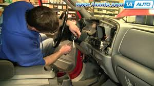 2014 F 650 Wiring Diagram How To Install Replace Turn Signal Wiper Switch Stalk Ford F250