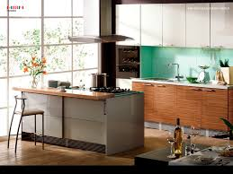 Small Open Kitchen Ideas Small Open Kitchen Design Example Of A Trendy Kitchen Design In